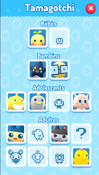 My Tamagochi Forever :  les photos !