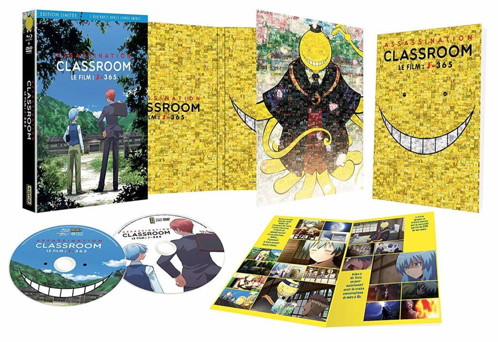 Assassination Classroom - Film - J- 365 BR