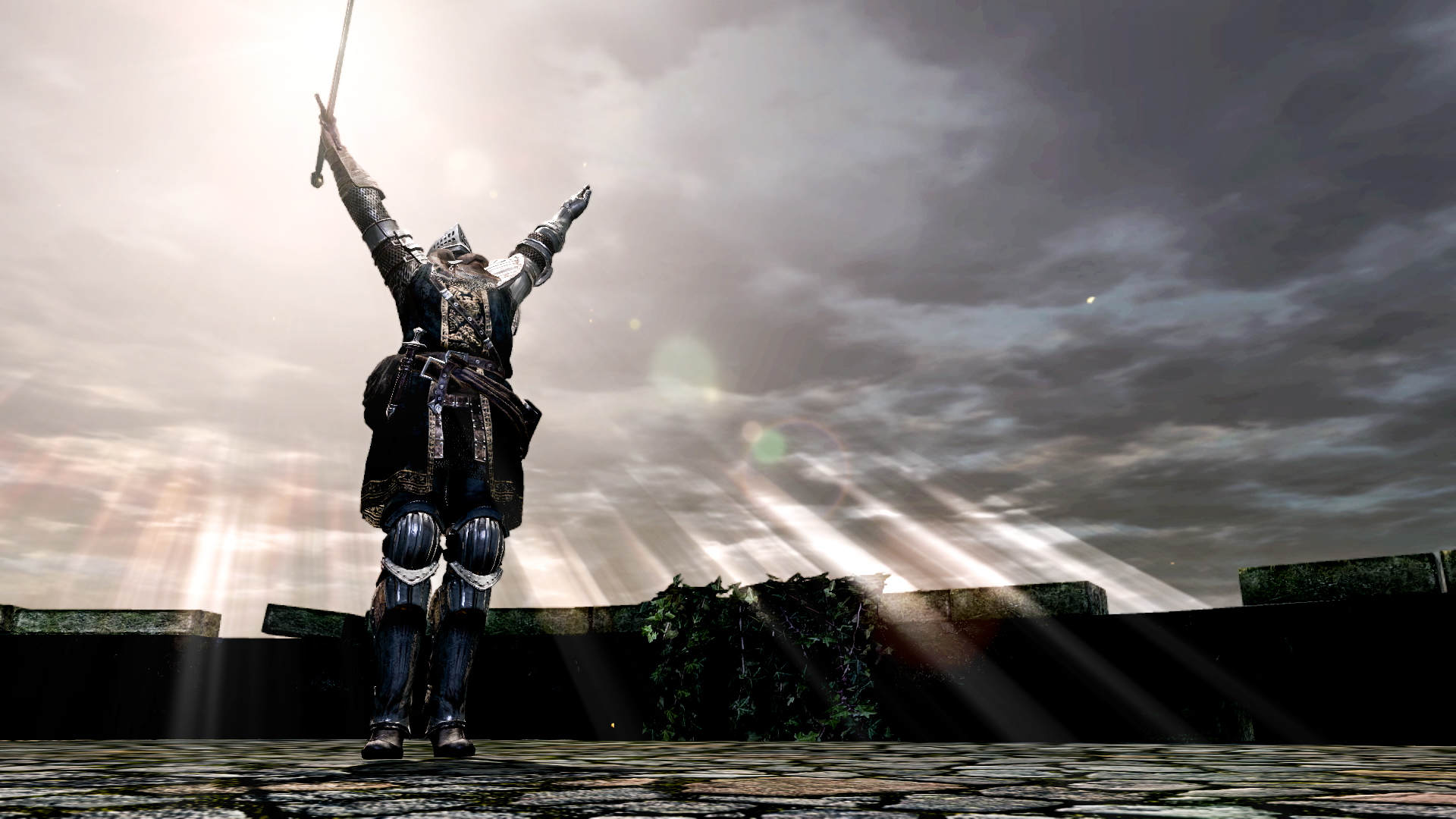 Dark Souls : Loué soit le soleil