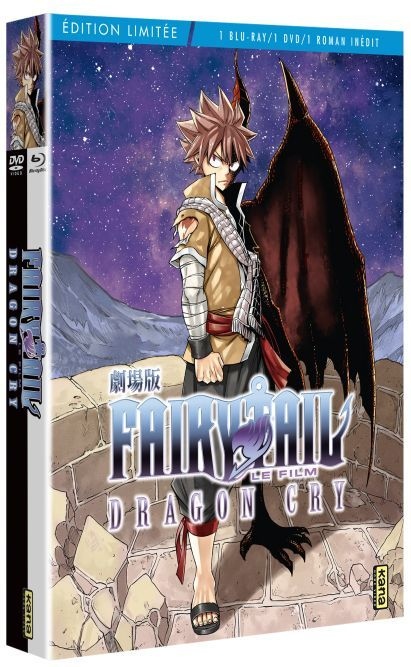 Fairy Tail - Dragon Cry BR