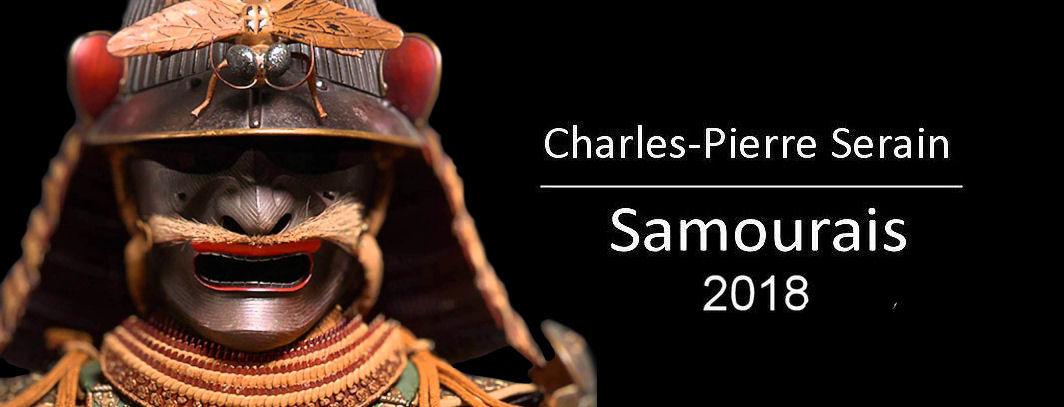 Page Facebook Samourais gérée par Charles-Pierre Serain