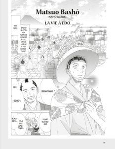 Matsuo Bashô le maître du haïku : page intérieure