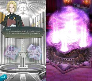Church of False God et Summoning Portal pour fusionner ou invoquer de nouveaux démons !
