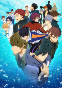 Free! Dive to the Future - Crunchyroll