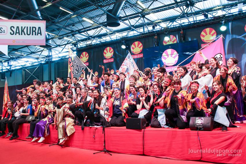 Japan Expo 2018 Yosakoi