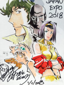 Japan Expo 2018 Cowboy Bebop