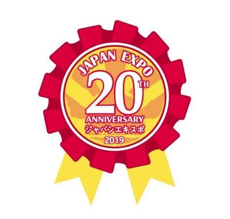 Logo JE 2019 20 ans