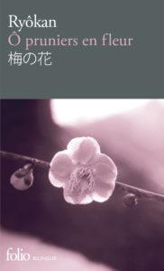 Ô pruniers en fleur de Ryôkan : couverture