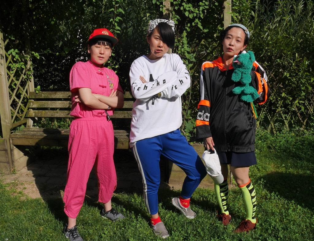 Casio Turkey Onsen De gauche à droite: Chiyaji, MTG et PKNY