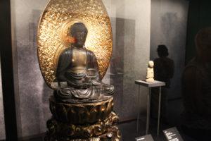 Amida et Jizô - Symboles d'harmonie et de cohabitation des religions © Aurore Lopez