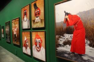 Yokainoshima - Portraits et représentations