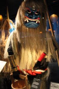 Costume de Namahage