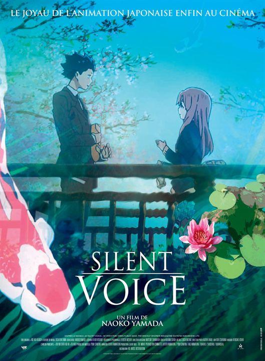 Silent Voice affiche