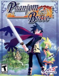 Phantom brave PS2