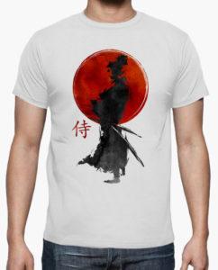 Tshirt samourai