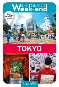 Un grand week-end à Tokyo : couverture