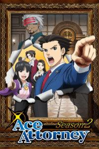 Ace Attorney 2 - Crunchyroll