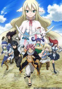 Fairy Tail Saison Finale - ADN