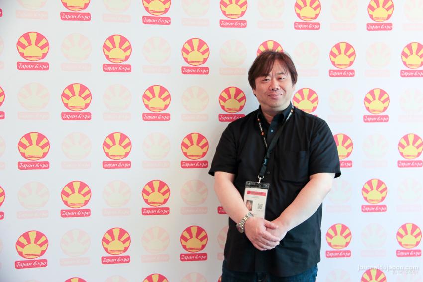Toshihiro KAWAMOTO Japan Expo