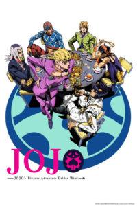 JoJo's Bizarre Adventure Golden Wind - ADN Crunchyroll