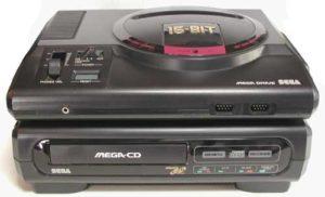 Mega CD