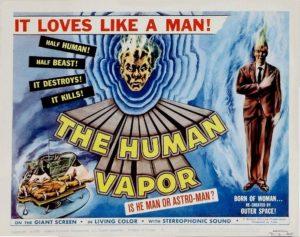 The Human Vapor (1964)