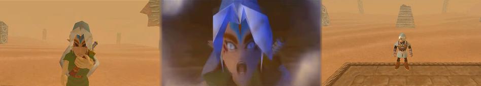 Transformation dans The Legend of Zelda : Majora's Mask