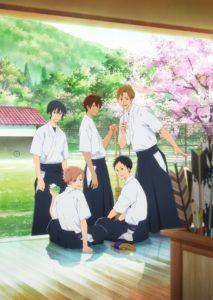 Tsurune Kazemai High School's Archery Club