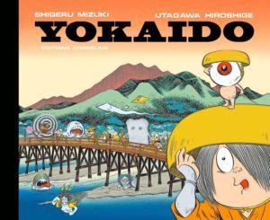 Couverture du one-shot Yokaido chez Cornélius