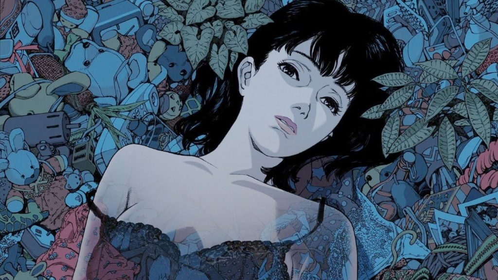 Film d'animation Perfect Blue