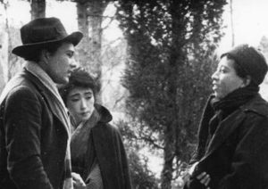 Âmes sur la route (1921) de Minoru MURATA, film associé au Mouvement du film pur