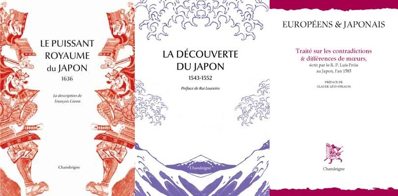 Collection Magellane aux éditions Chandeigne