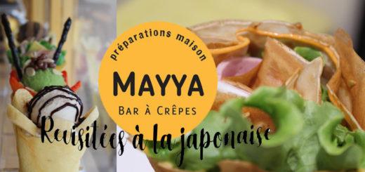 Une de Mayya bar à crêpes