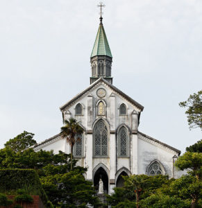 Eglise d'Ōura ou Basilique des Vingt-Six Saints Martyrs du Japon à Nagasaki