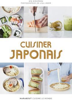 Cuisiner japonais d'Aya Nishimura : couverture