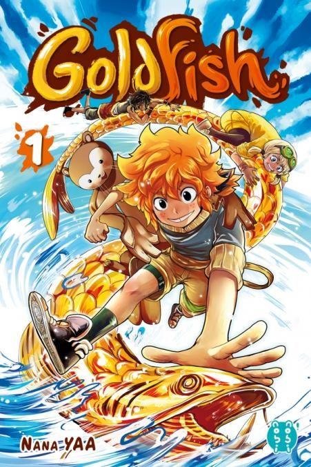 Goldfish chez nobi nobi! depuis le 10 octobre 2018