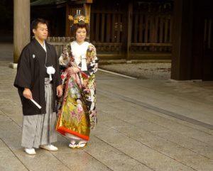 Tenues traditionnelles de mariage
