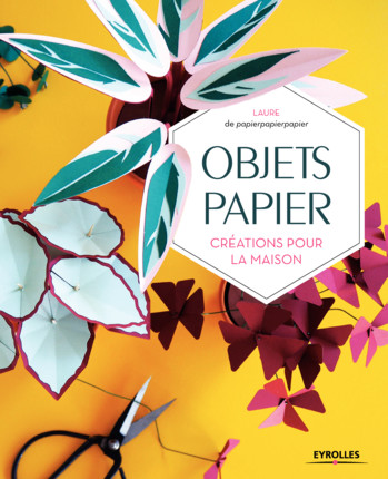 objets papier : couverture