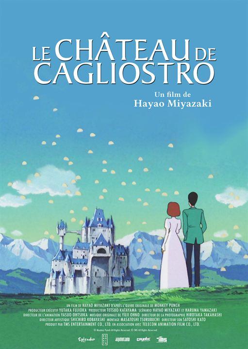 Le chateau de Cagliostro affiche