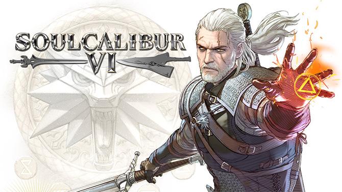 Grøh et Géralt, les petits nouveaux notables de Soul Calibur 6.