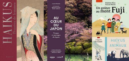 Beaux livres Japon 2018