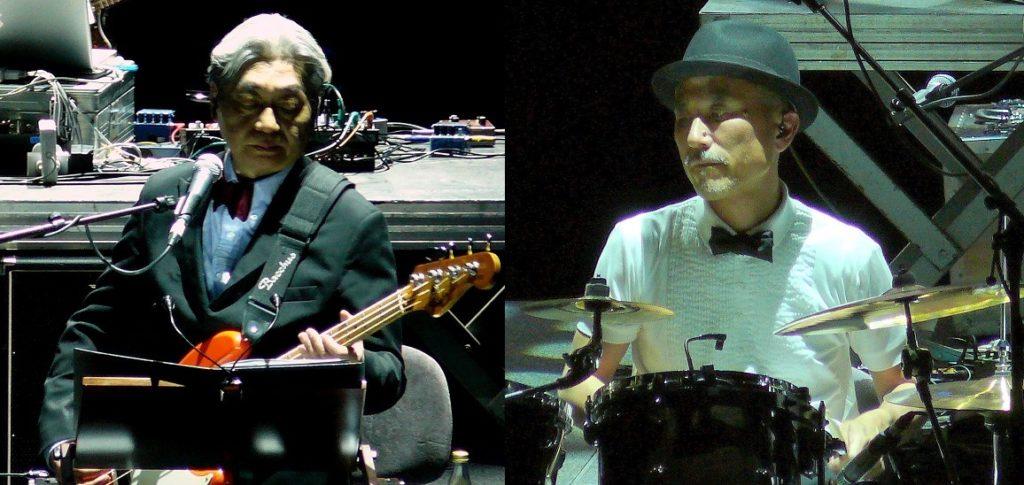 Haruomi HOSONO et Yukihino TAKAHASHI