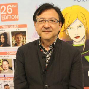 Noriyuki Abe - Le producteur spécialiste de l'anime shônen / © Aurore Lpz