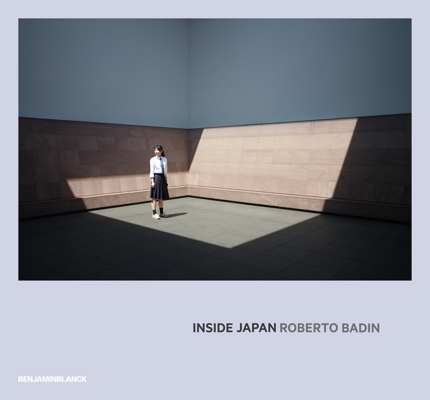 Inside Japan de Roberto Badin : couverture