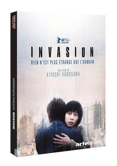 Invasion-DVD
