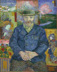 Le Père Tanguy de Van Gogh (1887)