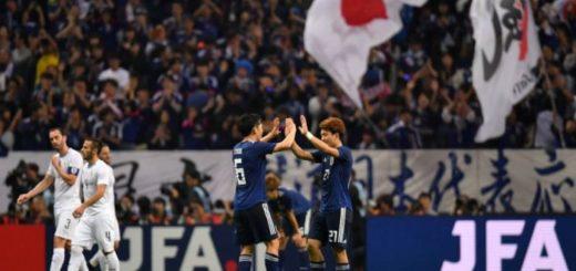 Japon Uruguay