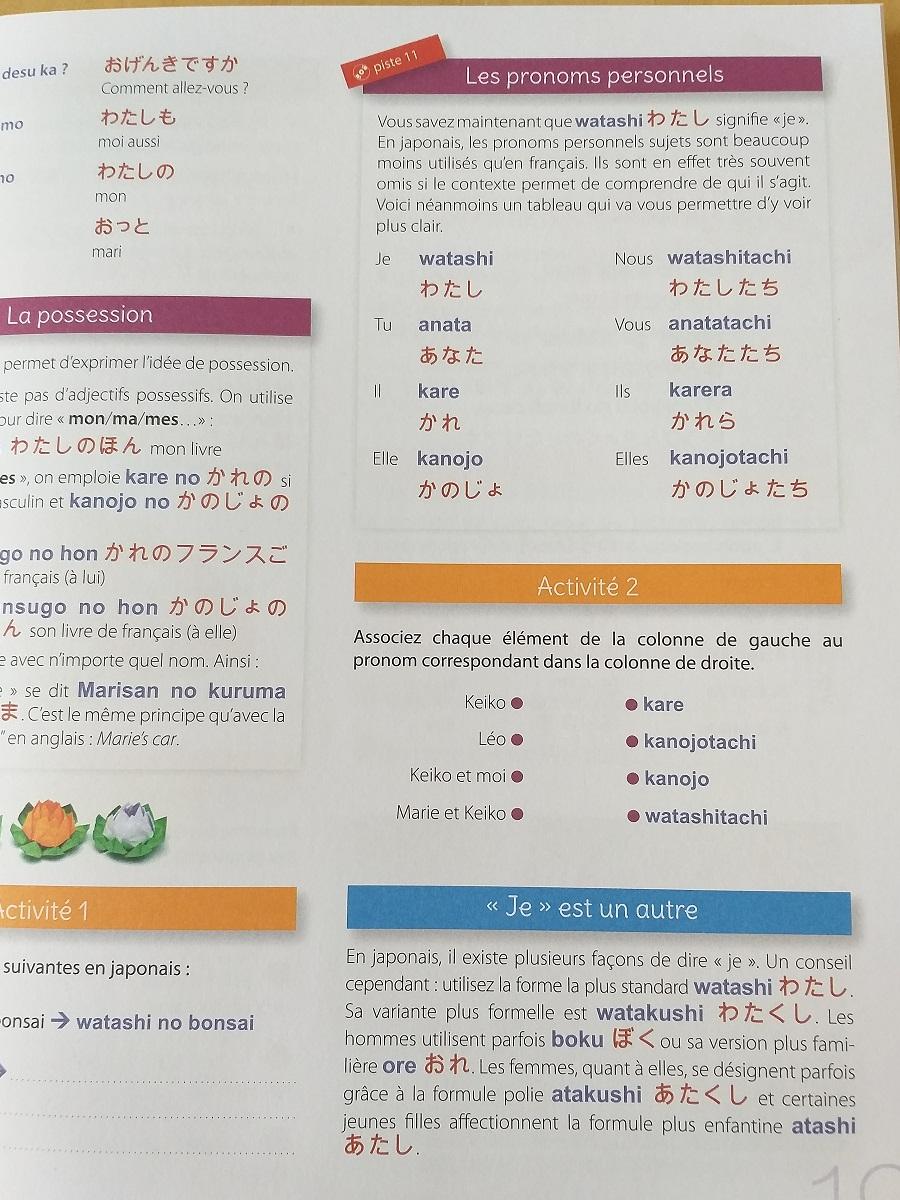 En Cette Nouvelle Annee On Apprend Le Japonais