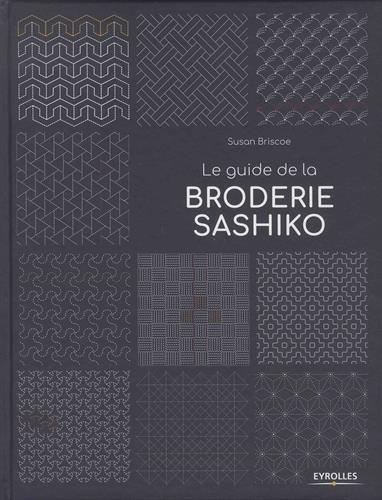 Le guide de la broderie sashiko de Susan Biscoe : couverture