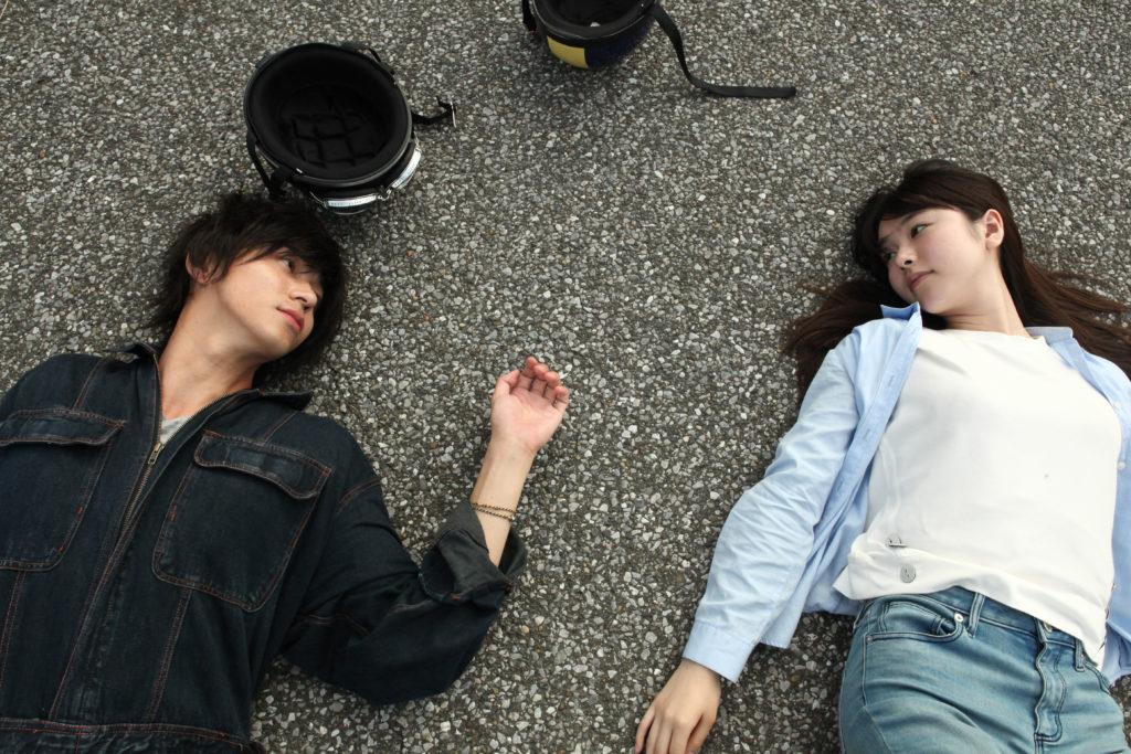 Asako et Baku. Crédits : Art House films